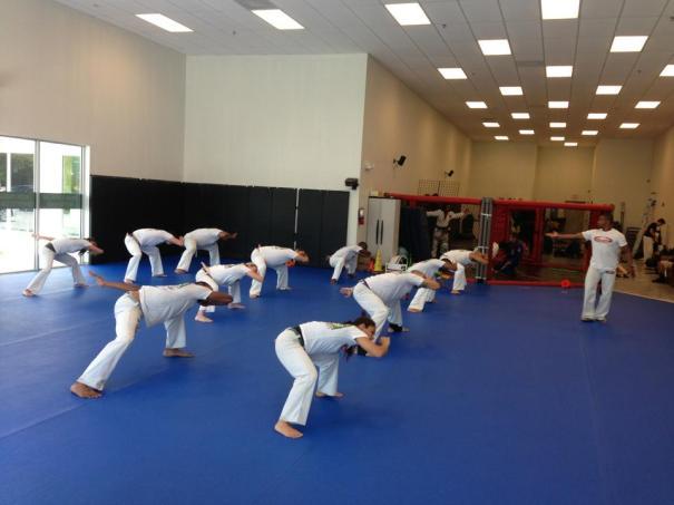 Mestre Saci Capoeira (Miami, USA)