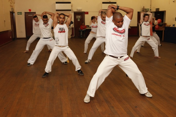 Mestre Saci Capoeira (London, UK)
