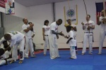 Capoeira kids event with Mestre Saci (Atlanta, USA)