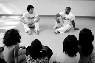 Kids with Mestre Saci Capoeira (Atlanta, USA)