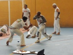 Training with Mestre Saci (Londrina, Brazil)