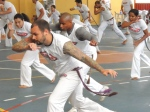 Mestre Saci Capoeira Workshop (Londrina, Brazil)