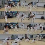 Mestre Saci, London - Special capoeira class - 23 November 2015