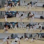 Mestre Saci, London - Special capoeira class - 23 November 2015