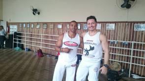 Mestre Leo Brasil My friend