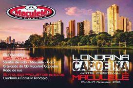 Maculele Londrina Winter 2016