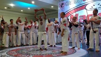 Mestre Saci Capoeira Mundial 2017