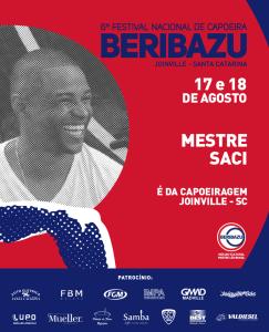 Event Joinville with Mestre Saci E Da Capoeiragem 2018